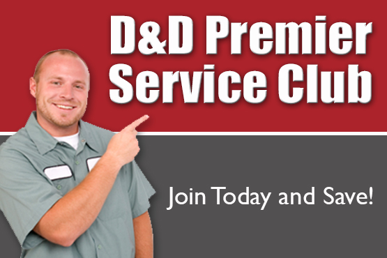 Join Our Premier Service Club!