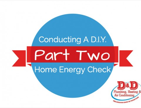 Conduct A D.I.Y. Home Energy Check: Part Two