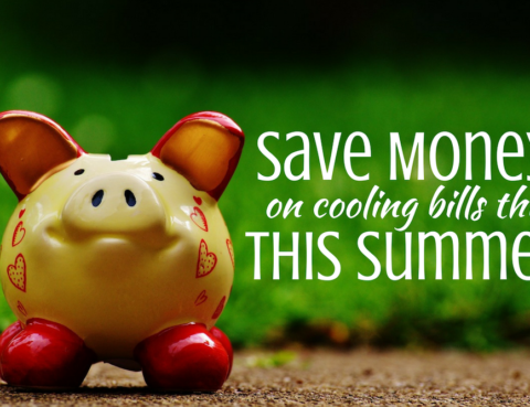 save money on cooling bills