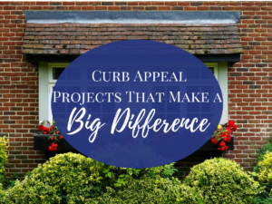 Easy Curb Appeal Projects That Make A Big Difference