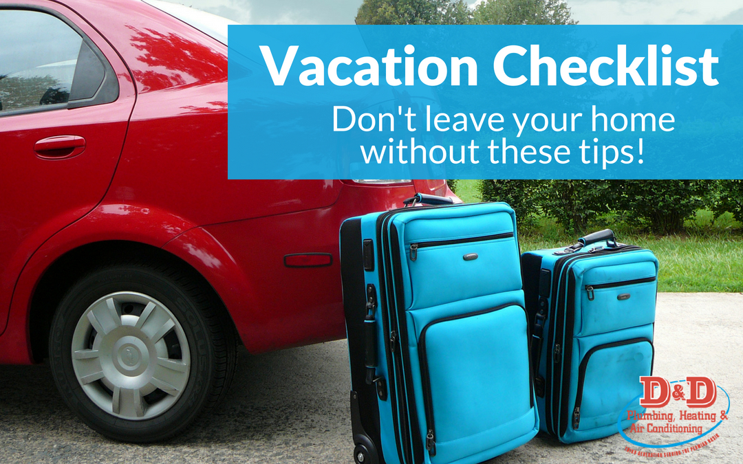 Vacation Home Checklist: 9 Tips Not To Forget