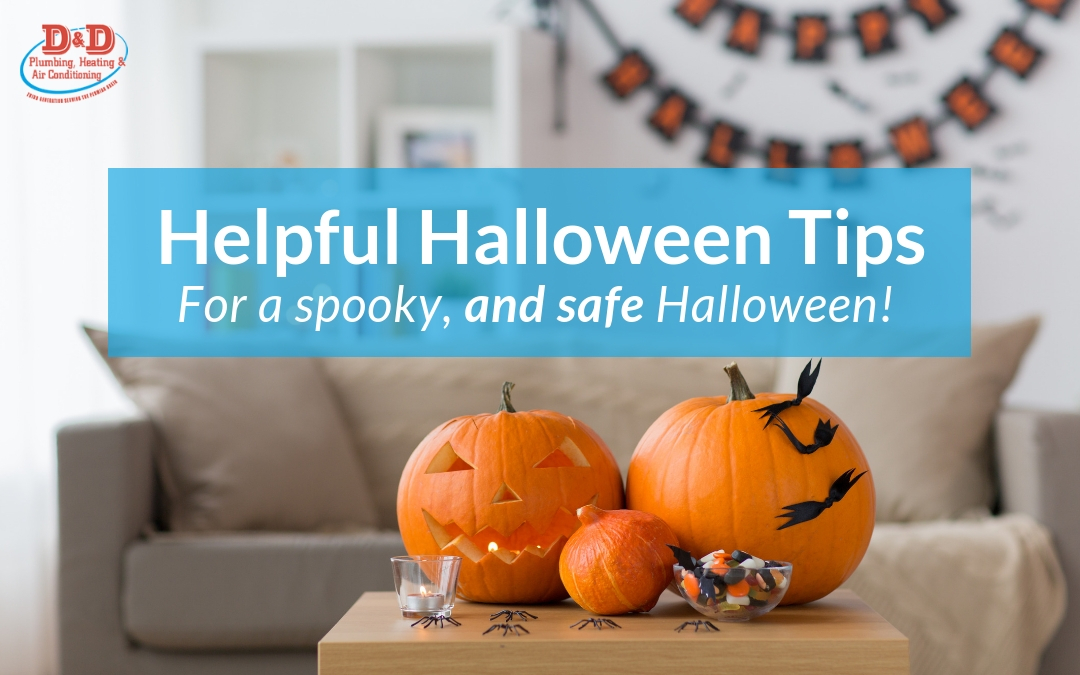 Helpful Halloween Tips!