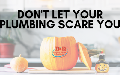 Don't Let Your Plumbing Scare You