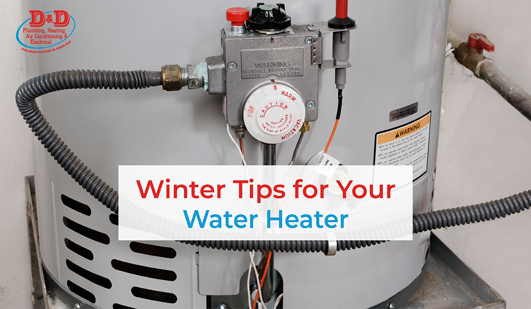 Winter Tips for Your Water Heater